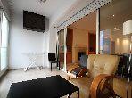 Bonito piso en venta. 4 Sala común. Servicio de conserjería, aire condicionado.
