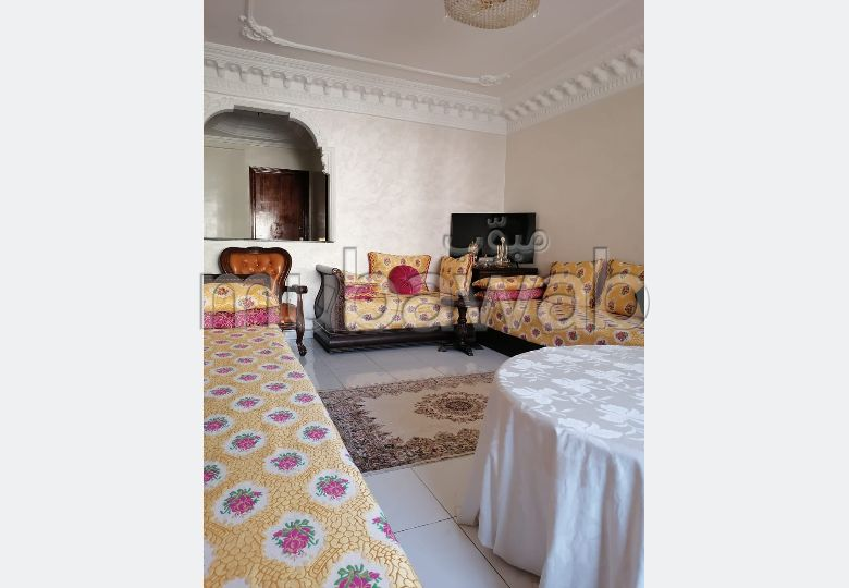 Beautiful apartment for sale. Small area 152.0 m². Parking spaces and terrace.