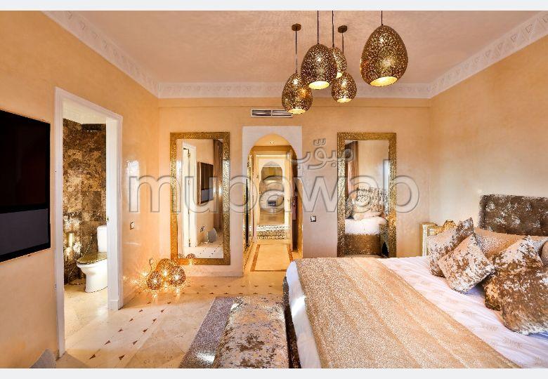 Très bel appartement en ventes en pleine Gueliz