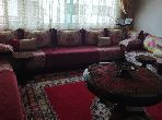 Appartement à l'achat à Casablanca. 3 belles chambres. Salon traditionnel marocain, résidence sécurisée