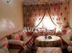 شقة للشراء بالدارالبيضاء. المساحة الإجمالية 68.0 م². صالون مغربي أصيل.