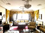 Superbe appartement à vendre à Casablanca. 5 pièces. Avec ascenseur et terrasse.