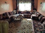 بيع شقة بطنجة. المساحة 120.0 م². صالون مغربي، و خدمة الأمن والحراسة.