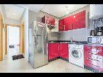 Location d'un appartement à Marrakech. Surface de 80.0 m². Bien meublé.