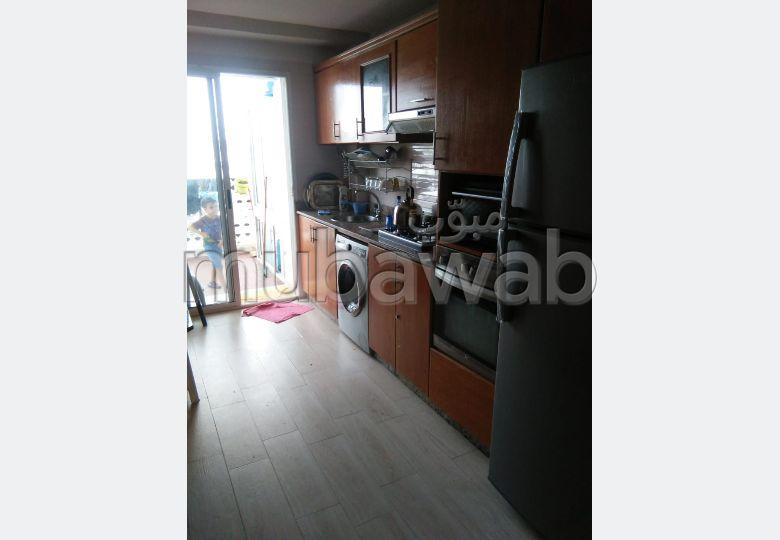 Superbe appartement à louer à Mohammedia. Superficie 120.0 m². Bien meublé