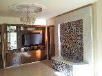 Très joli appartement meublé à louer à hay riad