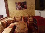 Appartement meublé à louer 12000