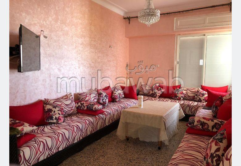 Appartement a louer pour nuit a Hassan