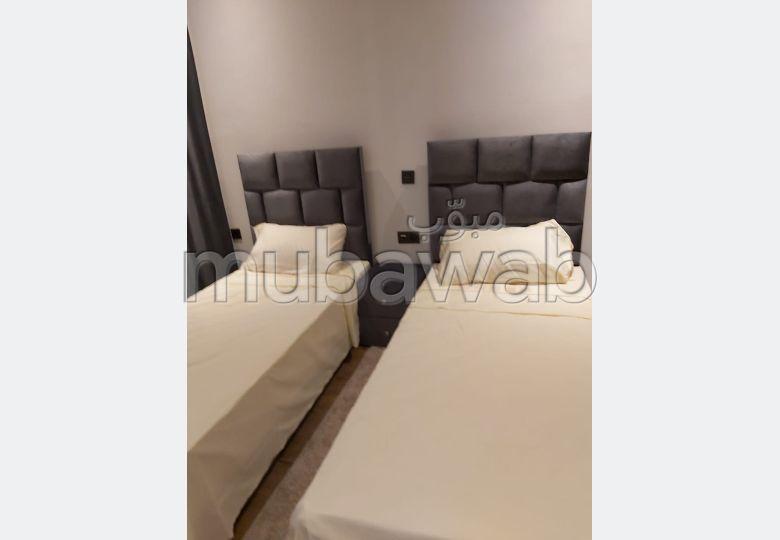 Très bel appartement meublé à louer à Hivernage