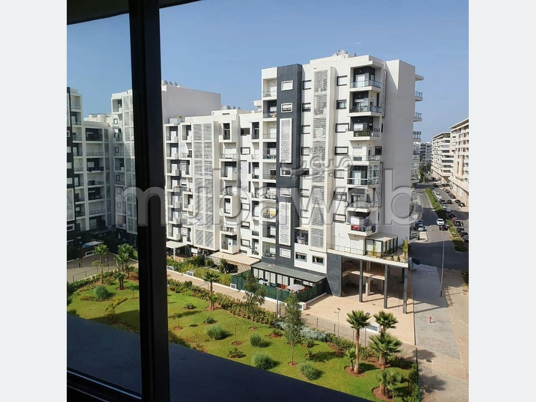 APPARTEMENT 68/m2 à vendre a prestigia hay riad rabat