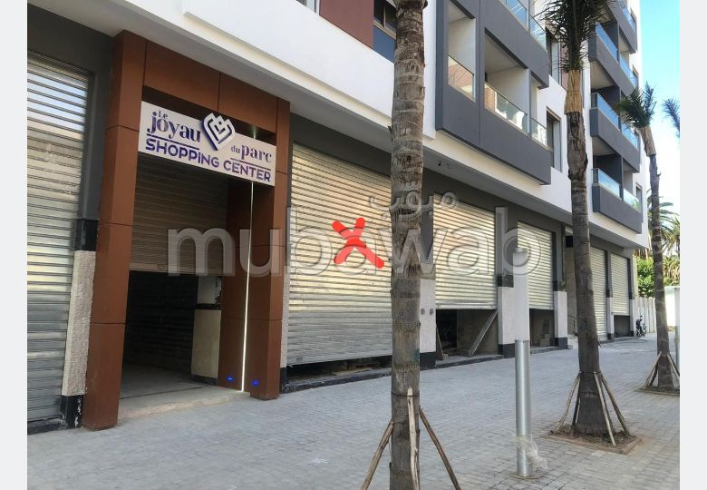Offices & shops to rent. Small area 47.0 m².