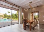 Luxury Villa for rent. 5 rooms. Furnished.