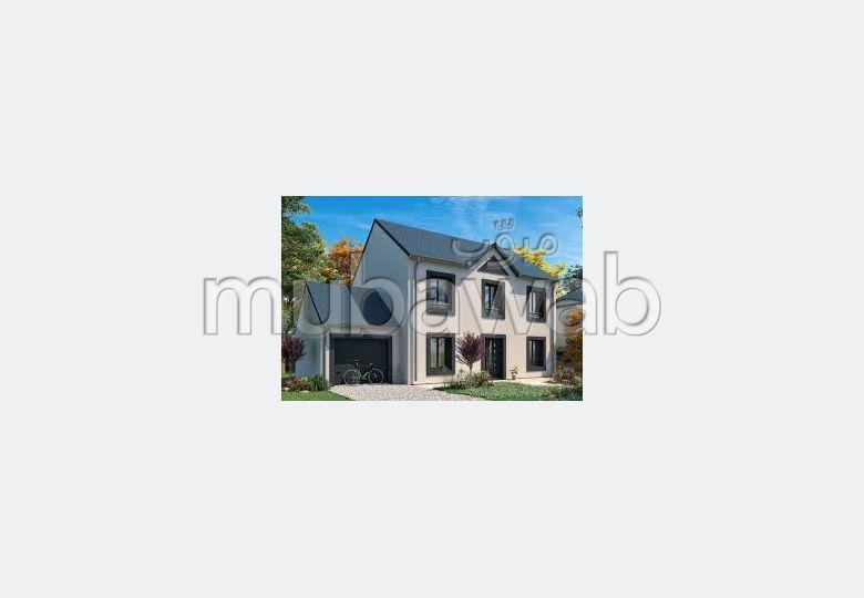 Maison avendre 3 facades