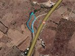 Land for sale. Small area 2517 m².
