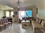 شقة جميلة للبيع بالدارالبيضاء. المساحة الكلية 168.0 م². مدفأة ومكيف الهواء.