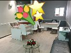 Oficinas y locales comerciales en venta. Pequeña superficie 28 m². puerta de seguridad, vecindario seguro.