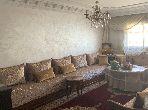 Vente maison à Casablanca. 3 belles chambres. Salon typique marocain, résidence sécurisée