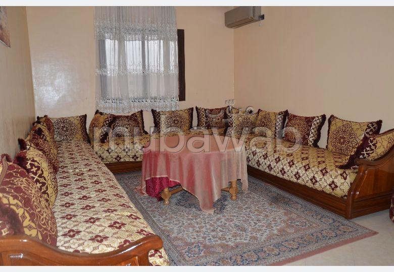 Appartement meuble Rte de Safi devant supdeco