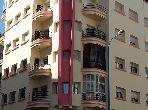 شقة رائعة للبيع بالدارالبيضاء. 4 غرف ممتازة. مصعد وأماكن وقوف السيارات.