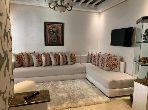 Appartement meublé neuf à louer