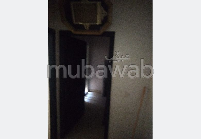 Apartment for rent. Small area 60.0 m². Satellite dish system and Moroccan living room.