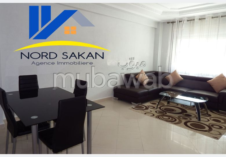 Alquila este piso. Área total 75 m². Amueblado.