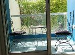 Studio avec balcon au cœur de Gauthier
