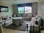 شقة جميلة للبيع بالدارالبيضاء. 3 غرف ممتازة. صالون مغربي، و خدمة الأمن والحراسة.