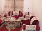 Superbe appartement à louer à Marrakech. 3 pièces confortables. Bien meublé