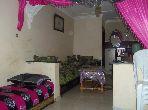 Superbe maison à vendre à Marrakech. 2 chambres agréables. Air conditionné