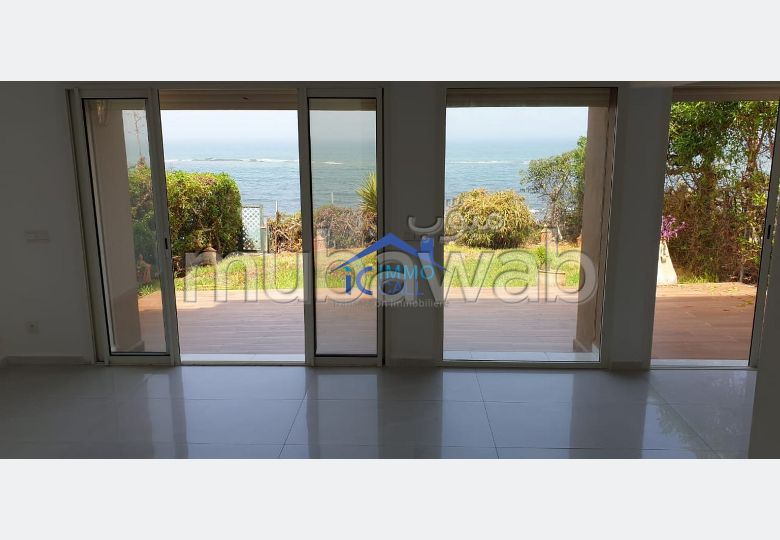EN LOCATION Villa vue sur mer à HARHOURA