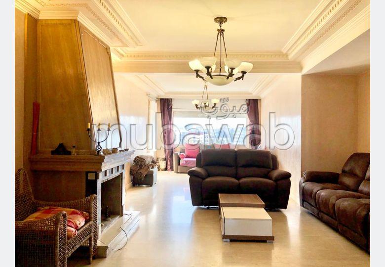 Very Nice Apartment For Rent 2 Master Bedroom Furnishings Mubawab