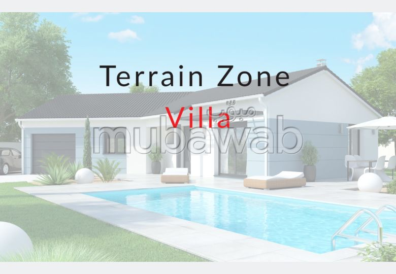 Land for sale. Area of 1010 m².