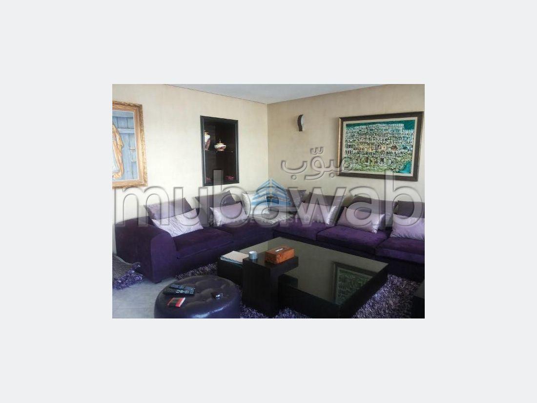 Appartement meublé en location