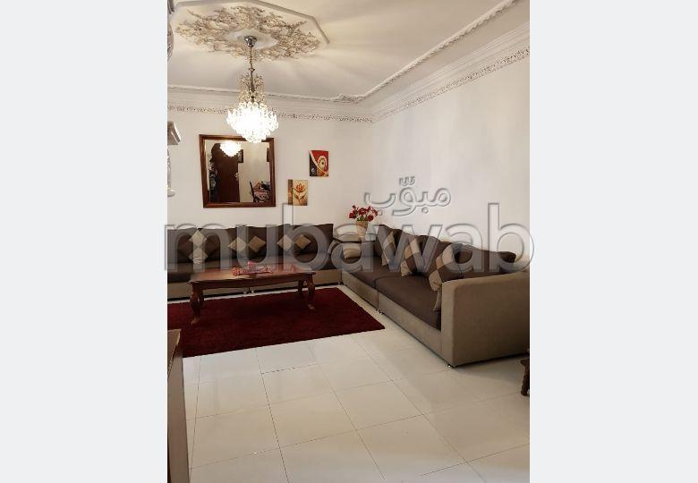 Appartement Meublé à Louer – Place Mozart – Tanger