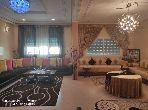شقة رائعة للبيع بفاس. المساحة 140.0 م². باب متين ، صالون مغربي.