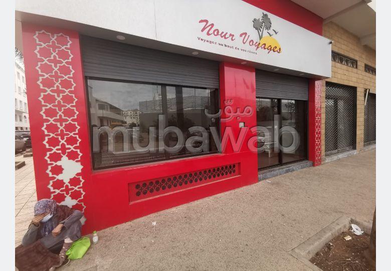 Local Commercial à la location sur Hassan