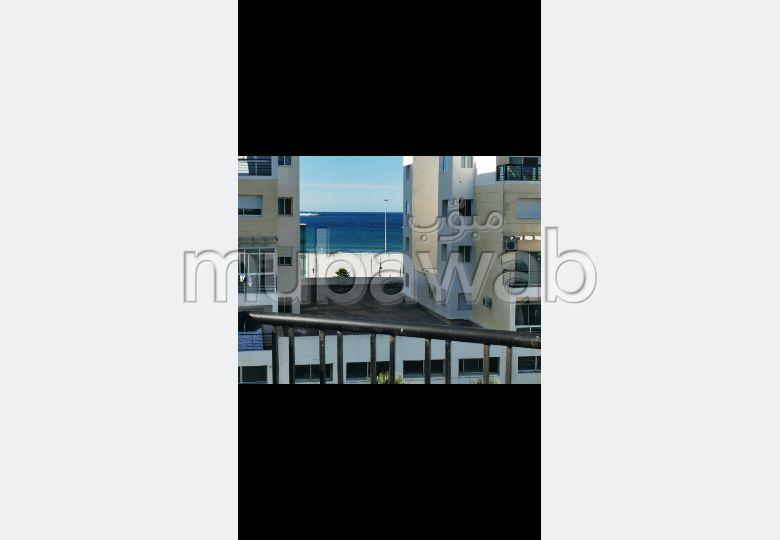 Location d'un appartement à Tanger