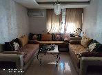 Bel appartement en location à Agadir. 1 chambre. Meublé