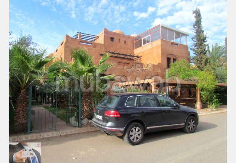Villa à vendre de 433 m² Palmeraie