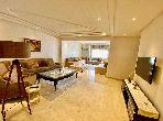 شقة رائعة للايجار بالدارالبيضاء. 2 غرف رائعة. مفروشة.