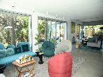 Villa de lujo en venta. 8 Estudio. Doble acristalamiento y calefacción central.