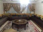 Très bel appartement en location à Casablanca. Superficie 125.0 m². Meublé