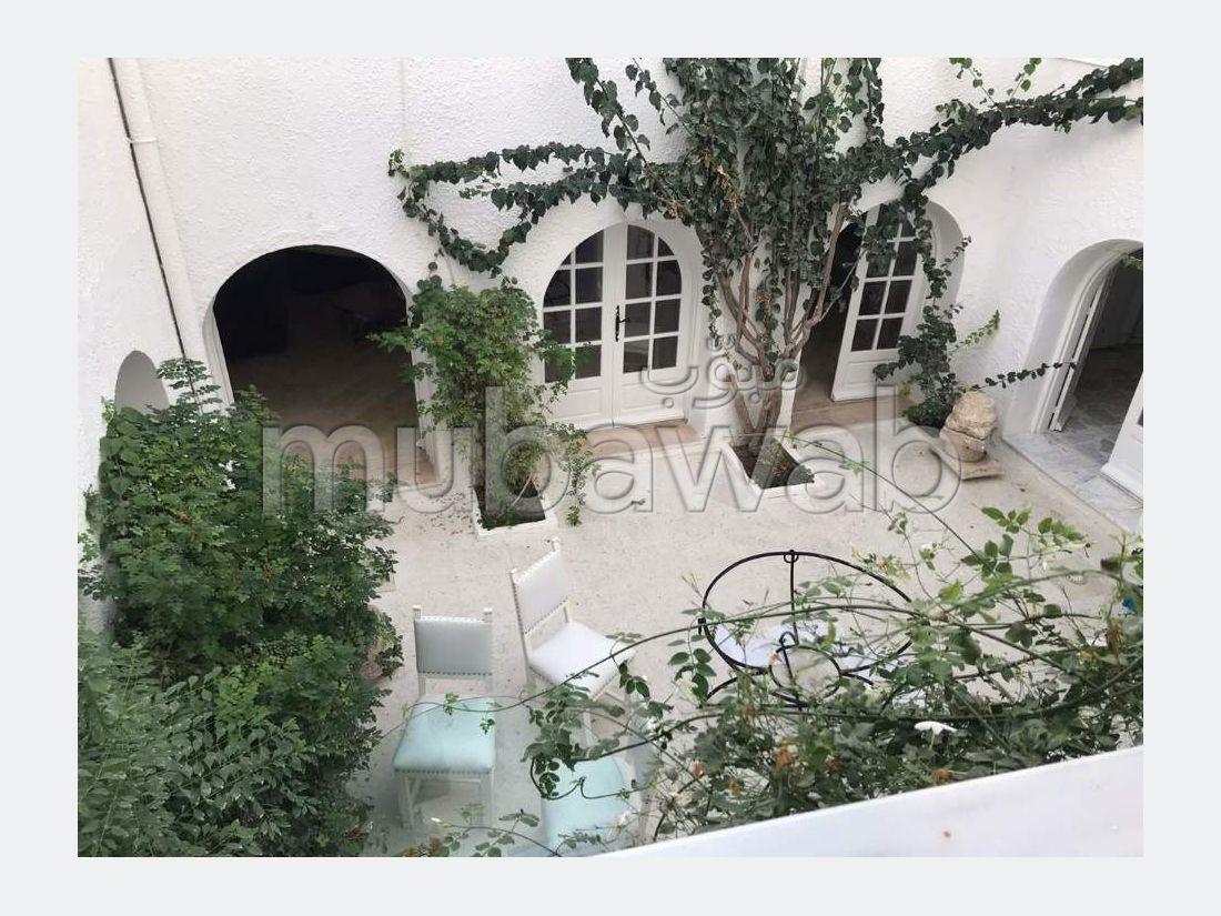 Location S+4 meublé à Sidi Bousaid