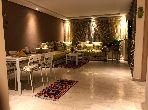 شقة رائعة للإيجار بالدارالبيضاء. المساحة الإجمالية 90 م². مفروشة.