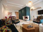 Appartement en RDC de 137m² 3 chambres salon à Jnane Californie