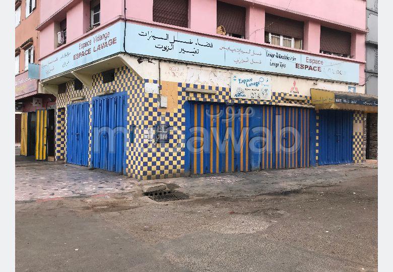 Magasin en vente ou en location Mohammedia
