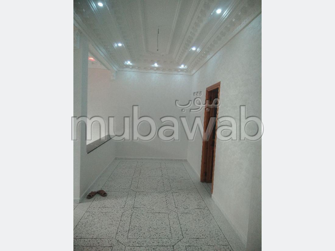 شقة رائعة للبيع بفاس. المساحة الإجمالية 121.0 م².