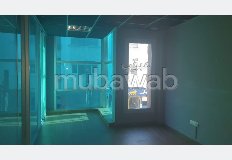 Offices for rent. Small area 135.0 m². Security.