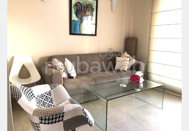 Very Nice Apartment For Rent 2 Living Room Well Decorated Mubawab